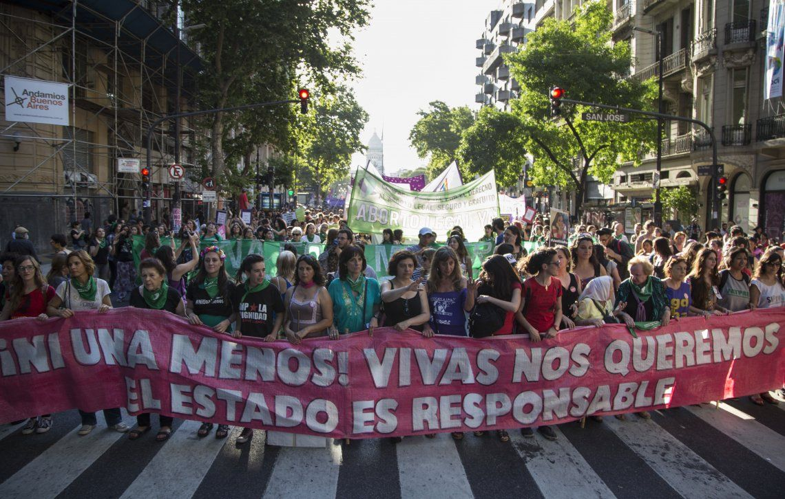 Argentina mantiene una alarmante cifra de femicidios: 292 casos en 2017