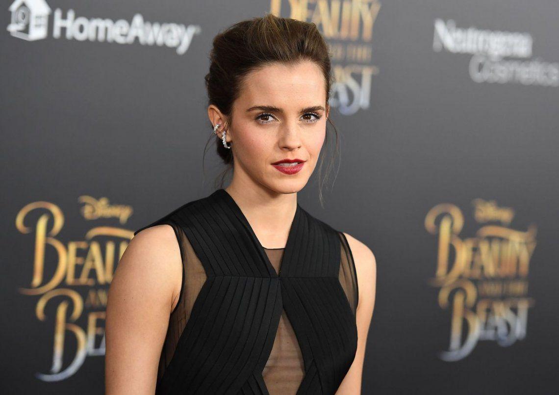 Las fotos íntimas de Emma Watson que un hacker filtró en internet