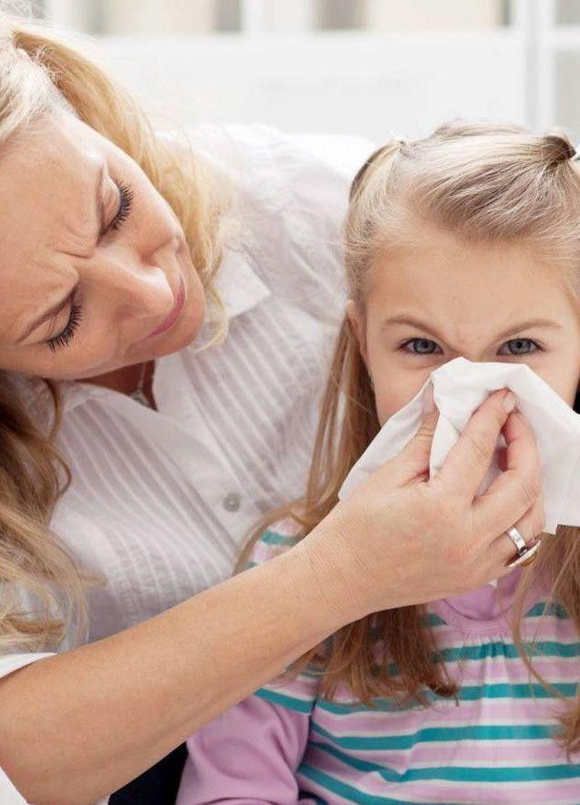 Peligro: alergias en el colegio