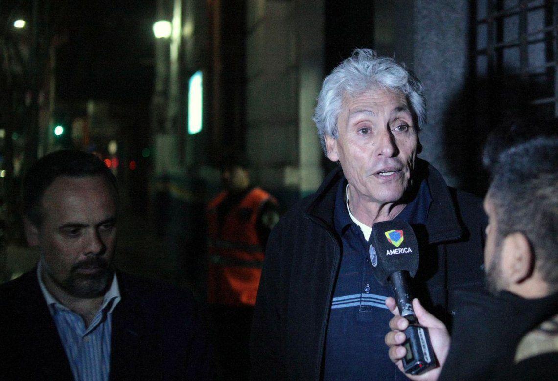 La Garza Sosa, detenido en Río Negro en medio de un escándalo