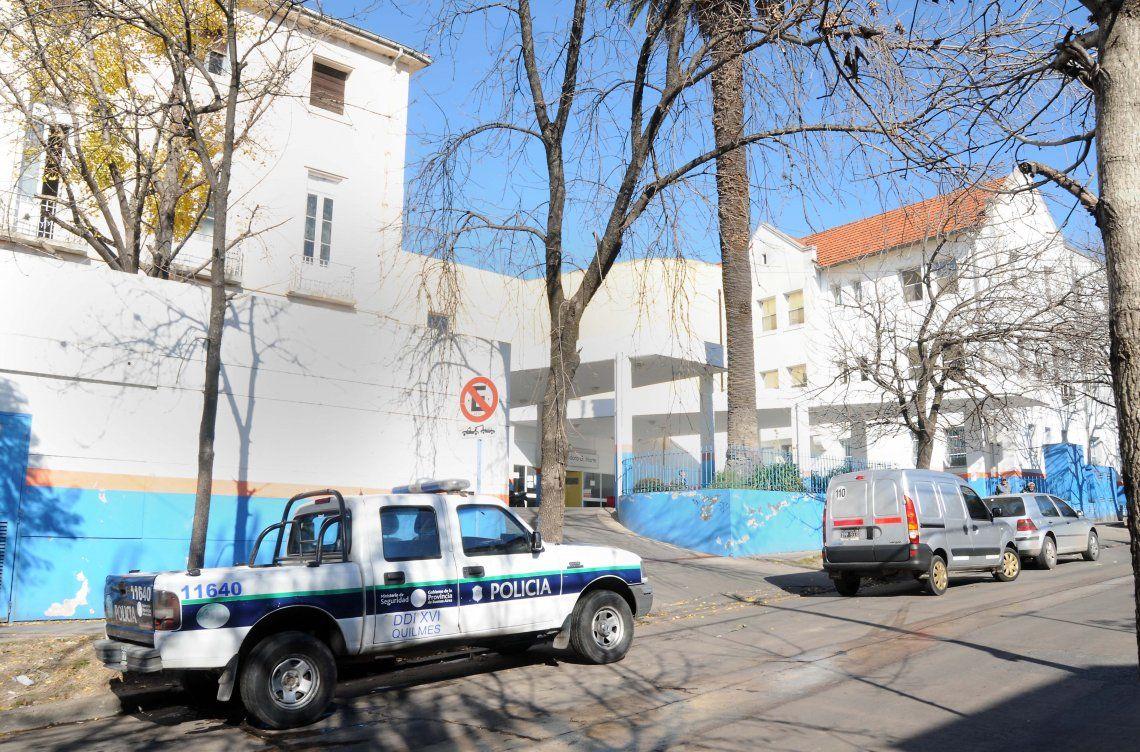 Instalarán detectores de metales en el Hospital Iriarte