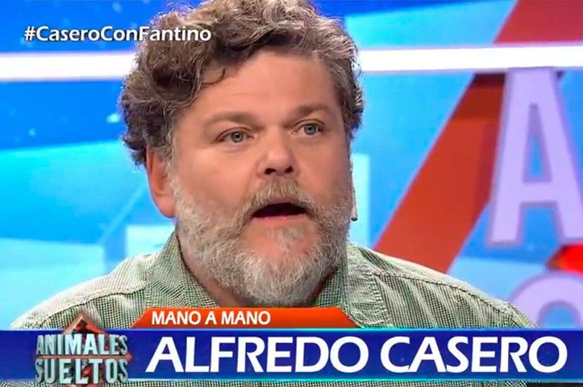 Casero explicó el queremos flan y pidió perdón por sus dichos sobre las Madres