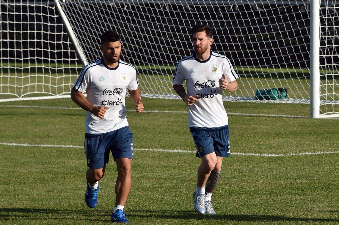 La confesión de Agüero: El City no tiene problemas de plata para comprar a Messi