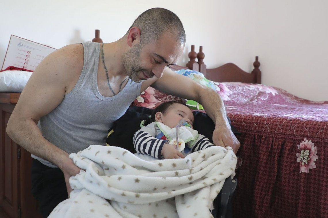 San Luis, una provincia que les abre sus puertas a refugiados sirios
