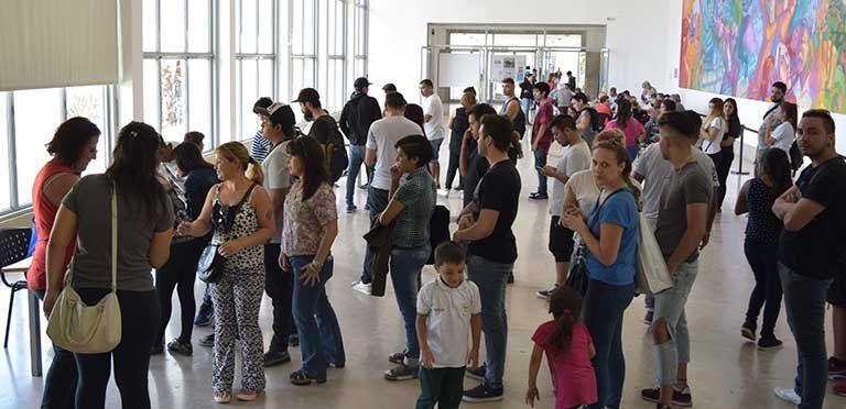 Se sumaron 200 alumnos en Bachillerato para Adultos