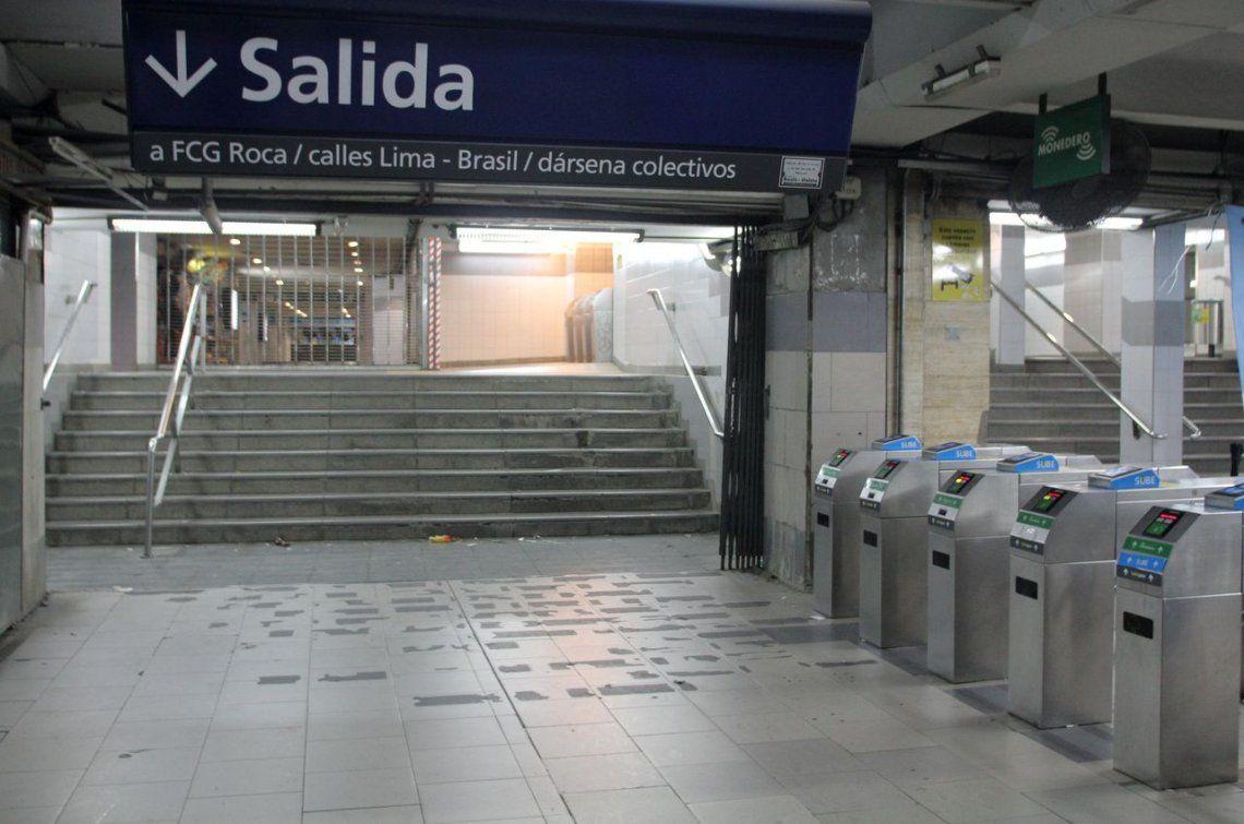 Metrodelegados harán paro el martes y el jueves en las líneas A y B de subte