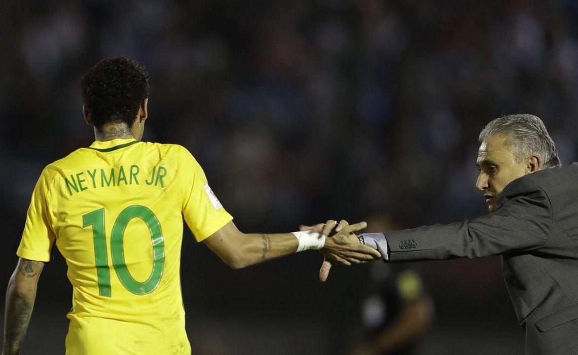Los jugadores de Brasil le darían la espalda a la Copa América