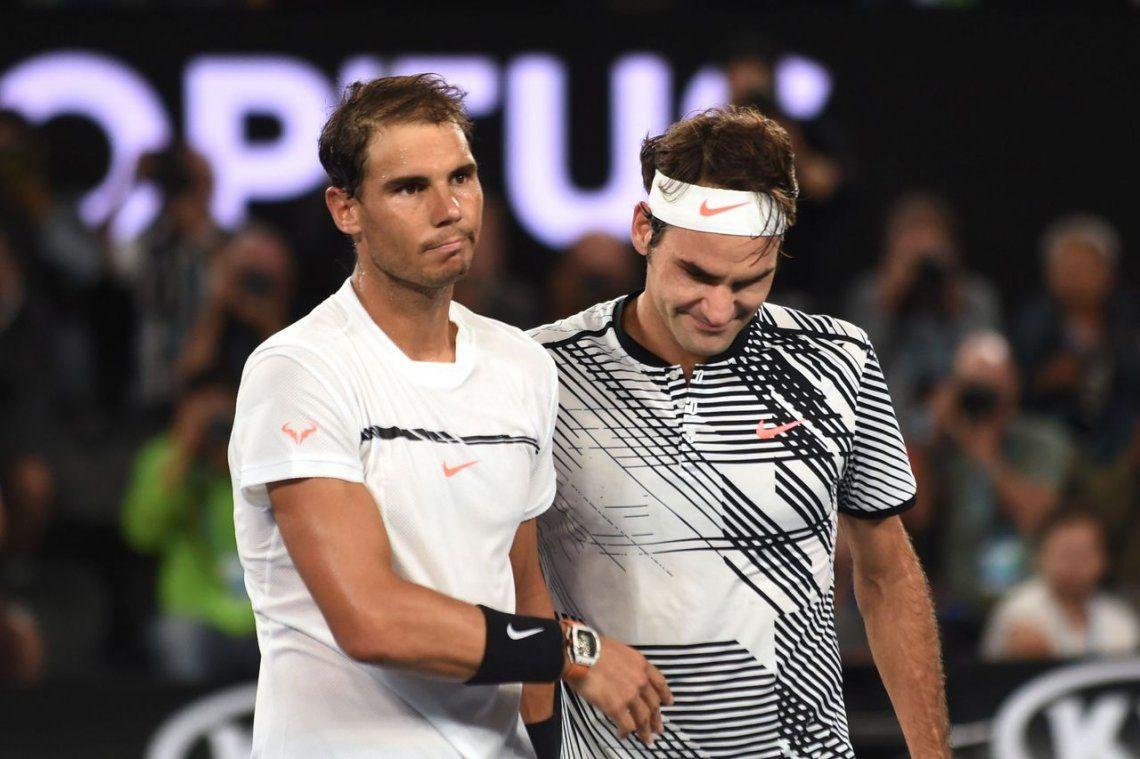 Roland Garros 2019: cuándo juegan y cómo ver la semifinal entre Rafael Nadal y Roger Federer