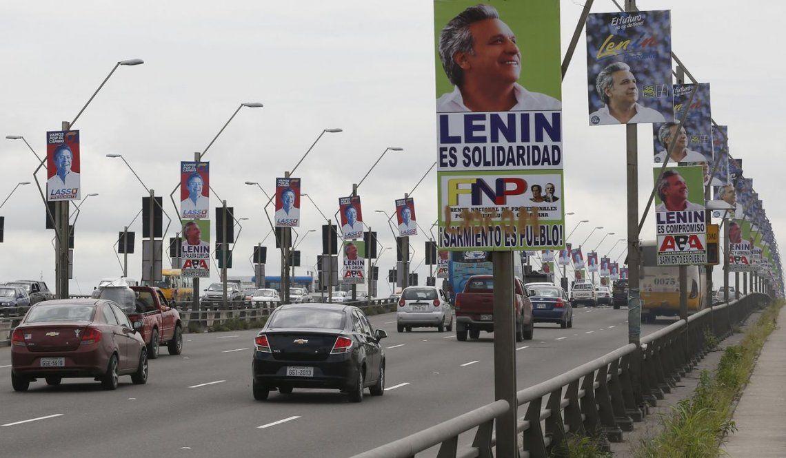 Ecuador define Presidente en un esquema que se repite: continuidad o cambio