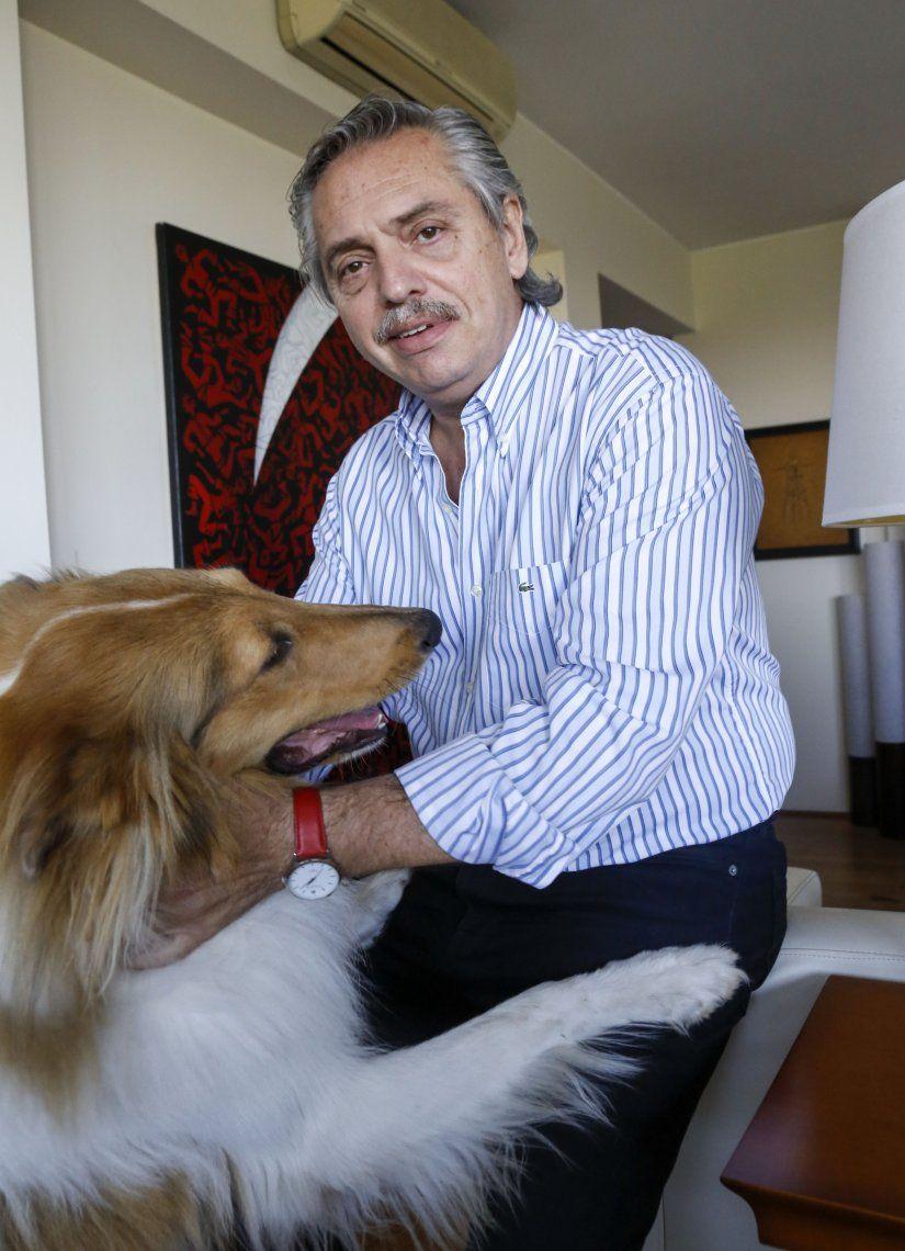 Alberto Fernández: Cristina me dijo el país no necesita a alguien como yo que divido, sino a alguien como vos que suma