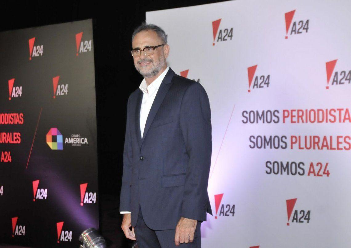 Jorge Rial, tras su internación: Estoy bien, todo controlado