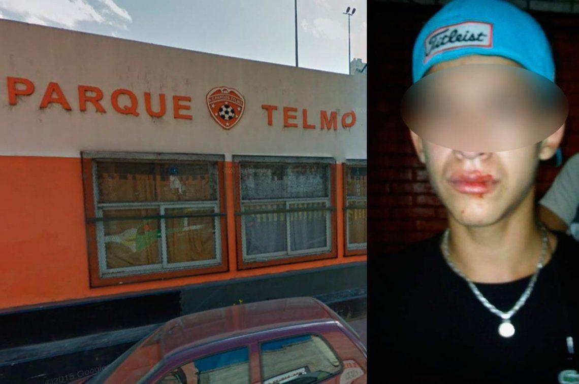 Otra vez la violencia: le pegaron por gritar gol de visitante en partido de Futsal
