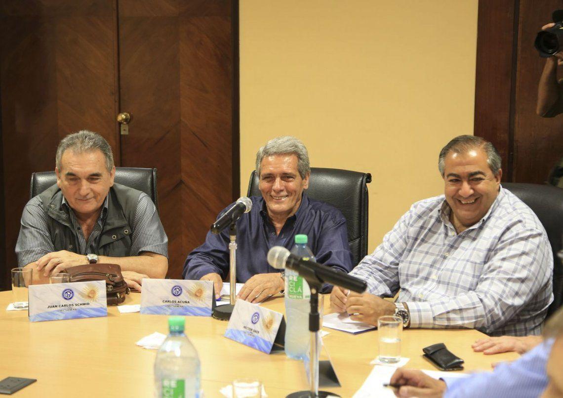 La CGT y CTA Autónoma rechazaron el acuerdo con el FMI