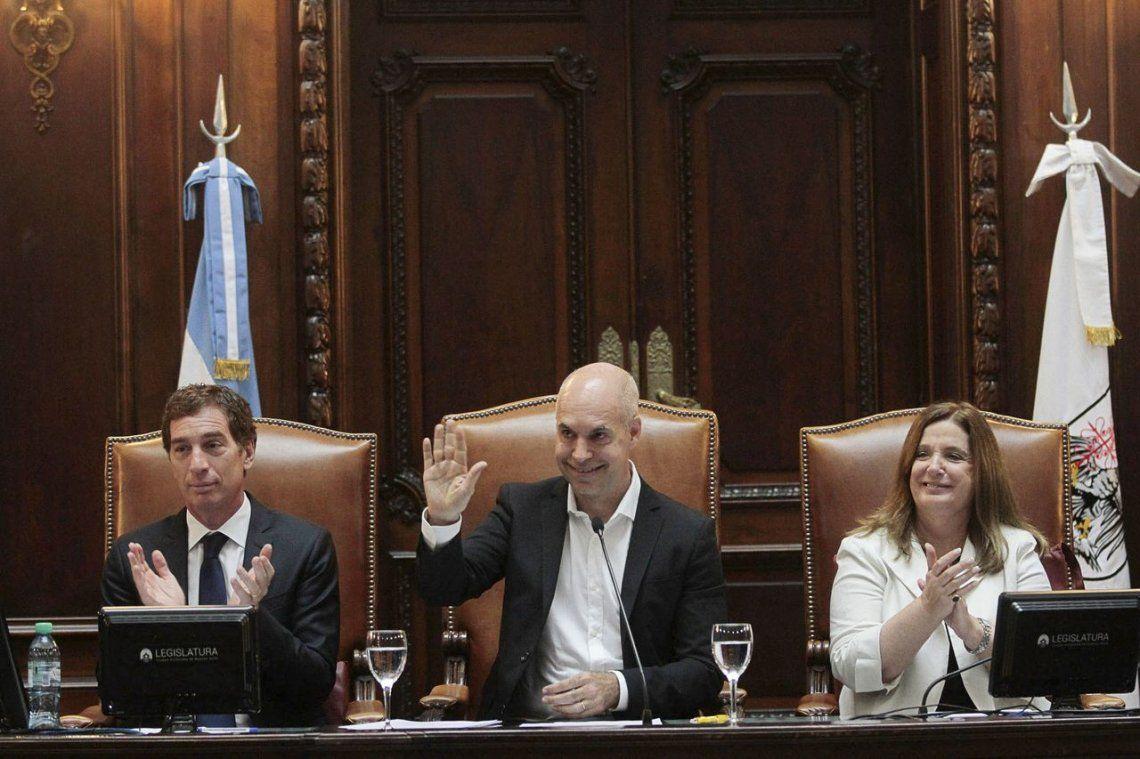 Horacio Rodríguez Larreta y Diego Santilli compartirán nuevamente la fórmula electoral