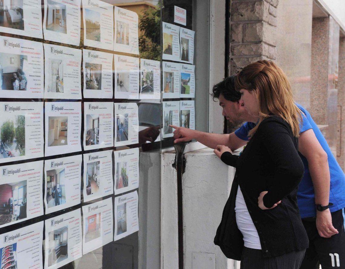 Cayó la compra-venta de inmuebles hasta un 50% en la región