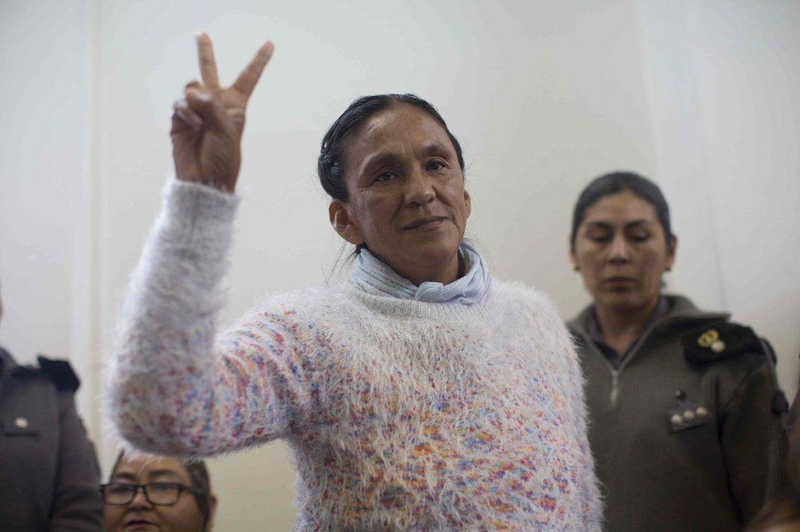 Milagro Sala enfrenta otro juicio por supuestas amenazas a policías