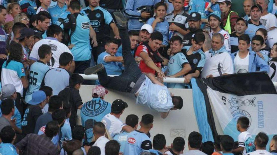 Especulan con que Belgrano no podrá ser local en Córdoba