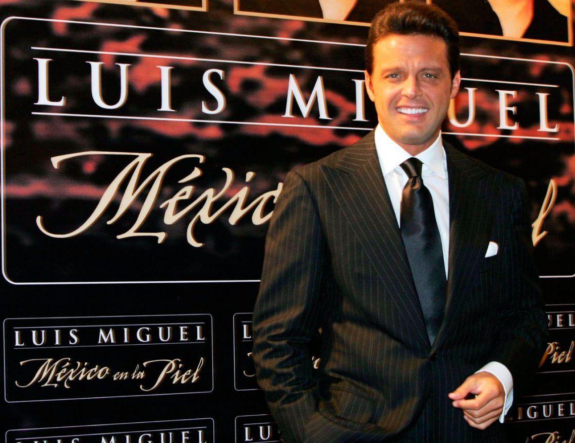 Los 15 temas más románticos de Luis Miguel