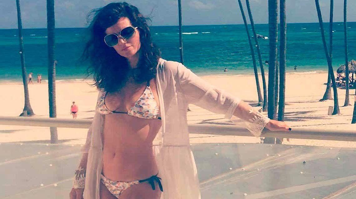 Griselda Siciliani volvió a su color original y enloqueció a todos con un underboob