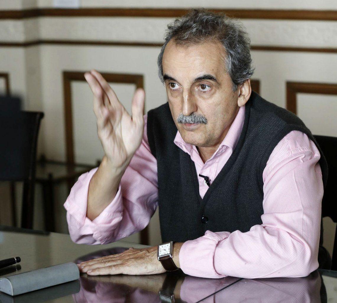 En representación del PJ, Moreno pidió al FMI que no adelante fondos a la Argentina