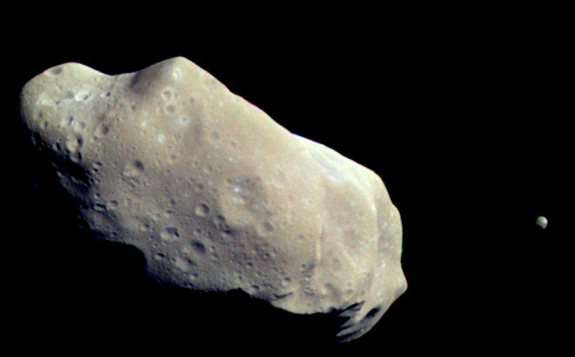 Preocupación por gran asteroide que se acerca a la Tierra
