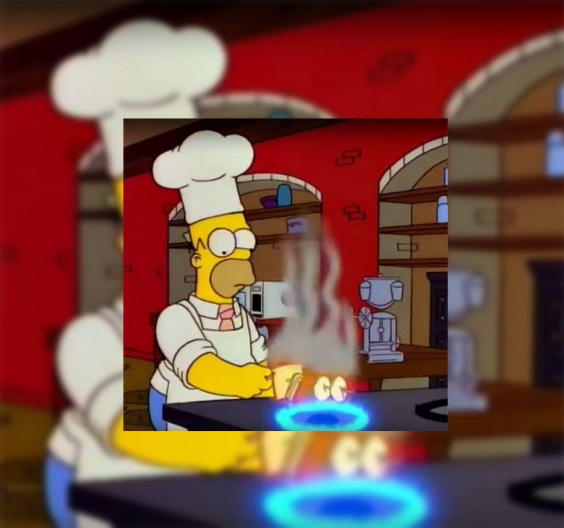 La altura del gorro del cocinero es sinónimo de jerarquía