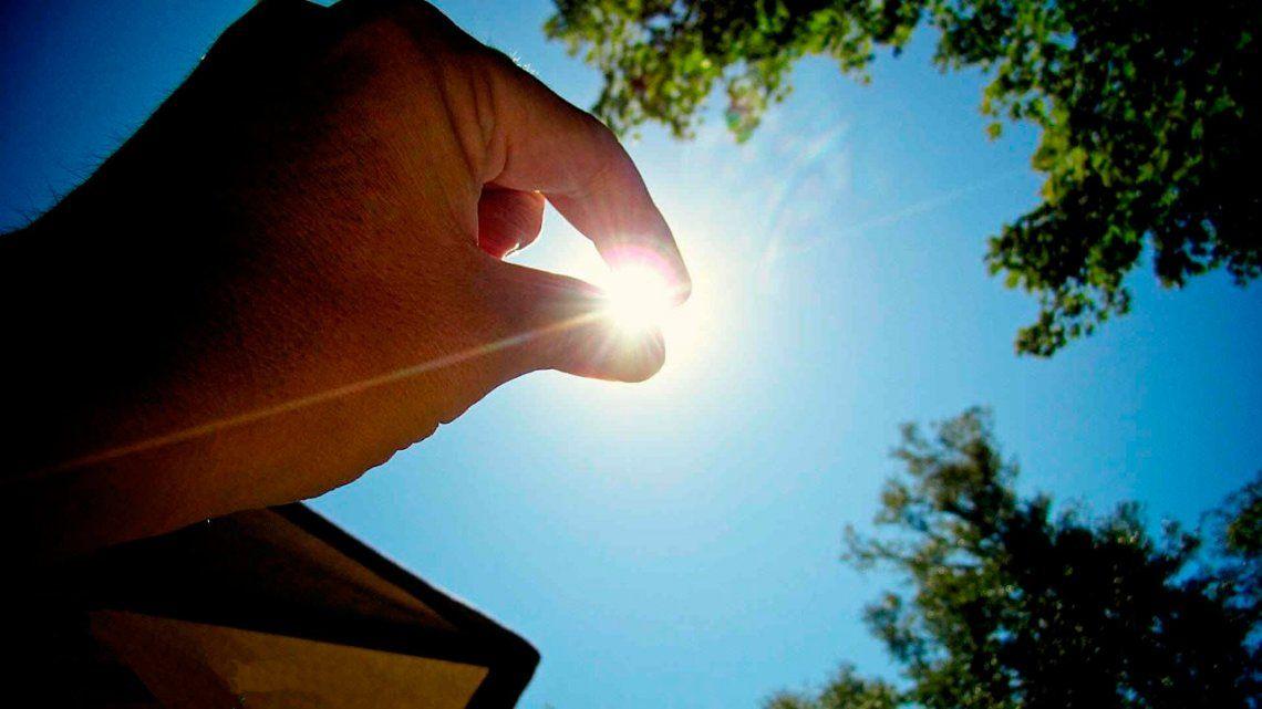 15 minutos de sol sirven para fortalecer los huesos