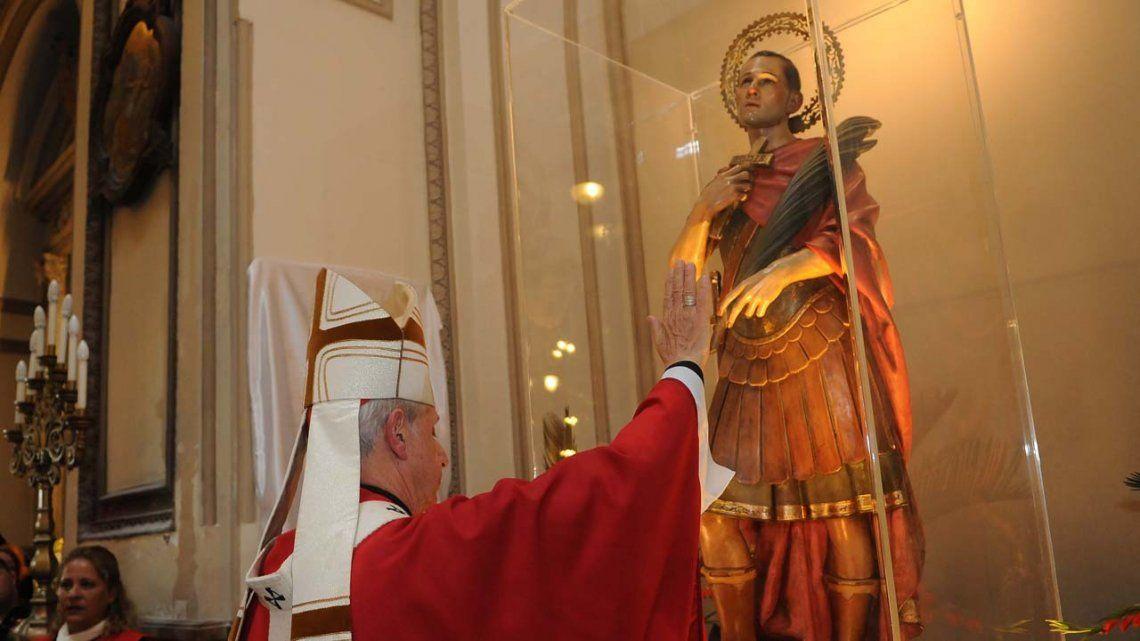 La Fiesta de San Expedito coincide con el Viernes Santo, patrono de las causas justas y urgentes