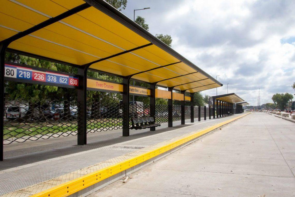 Inquietud ante la próxima inauguración del Metrobus