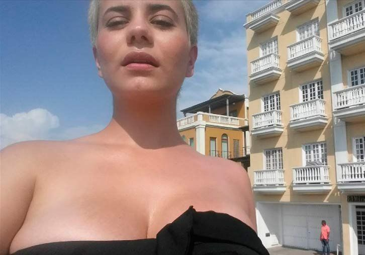 Amaranta Hank: de periodista a actriz porno