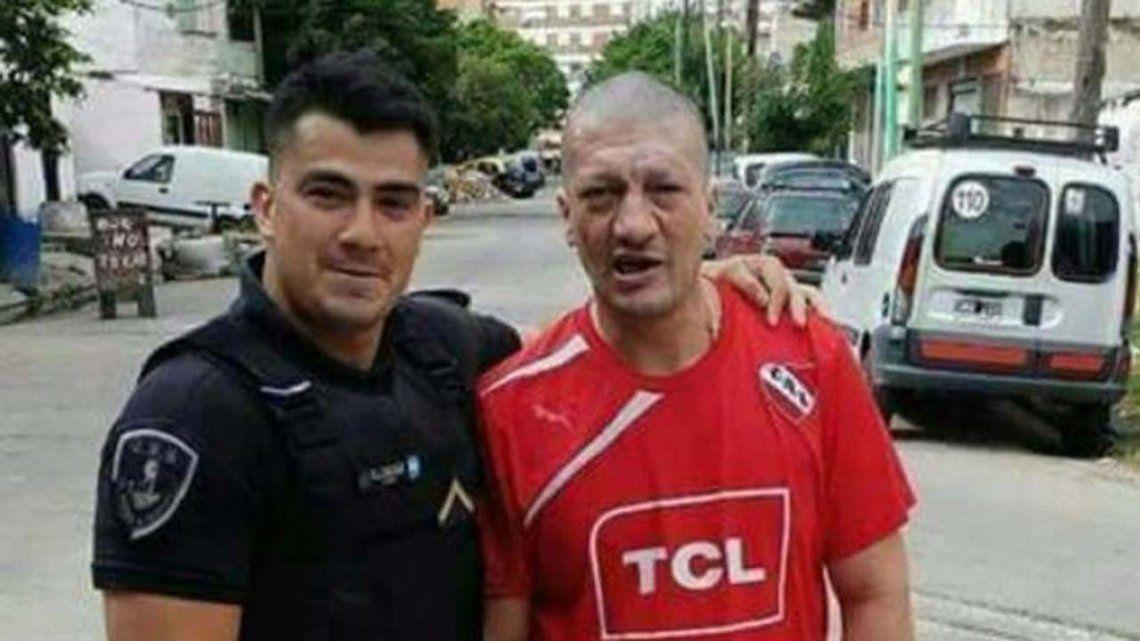Se accidentó Pity Álvarez: debió ser trasladado en helicóptero