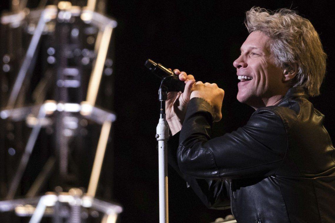 Bon Jovi vuelve a la Argentina y tocará en Vélez