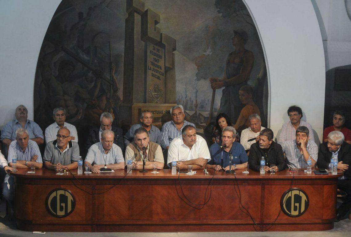 La CGT endurece su discurso contra la reforma sindical