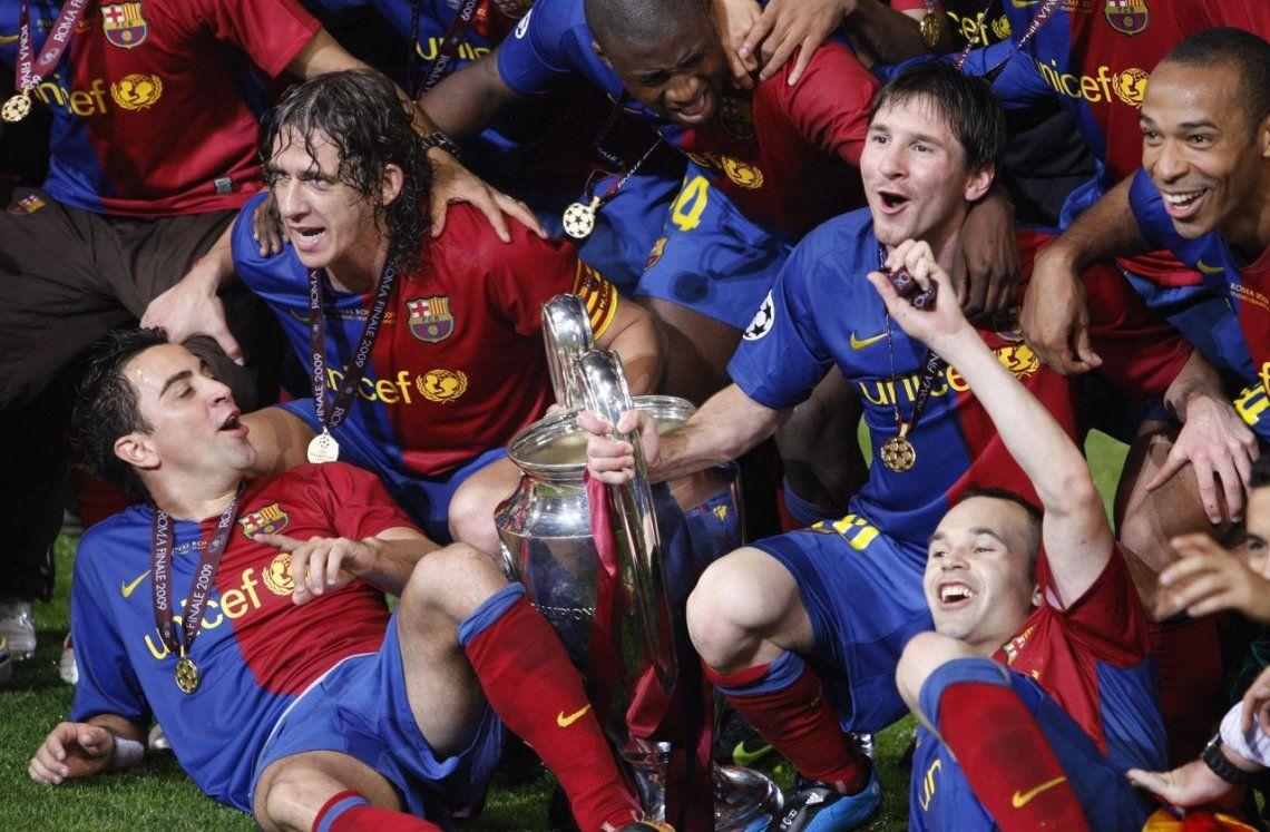 Gracias por todo, Barça