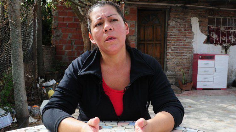 Marcela es la mamá de Jésica y abuela de la pequeña Lola. La Justicia nos niega a la pequeña, afirmó.