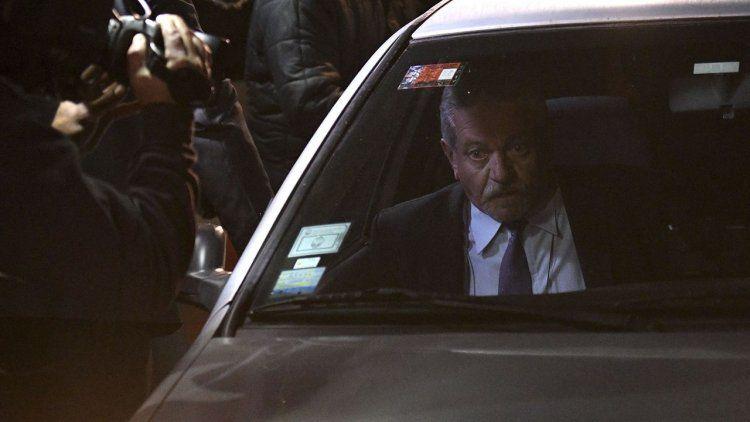 El fiscal del caso llega al lugar del hallazgo del cuerpo