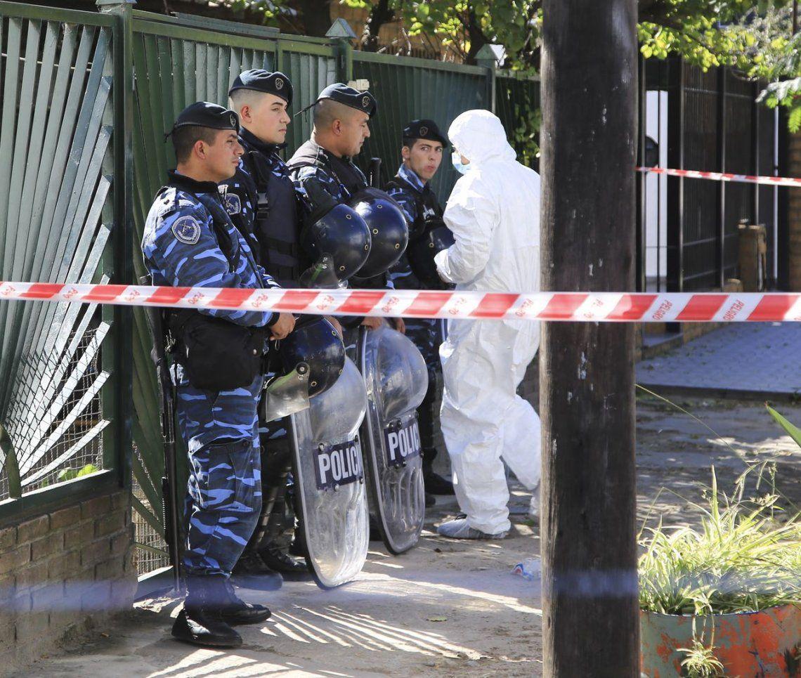 Araceli: la autopsia arrojó que murió por estrangulamiento a lazo