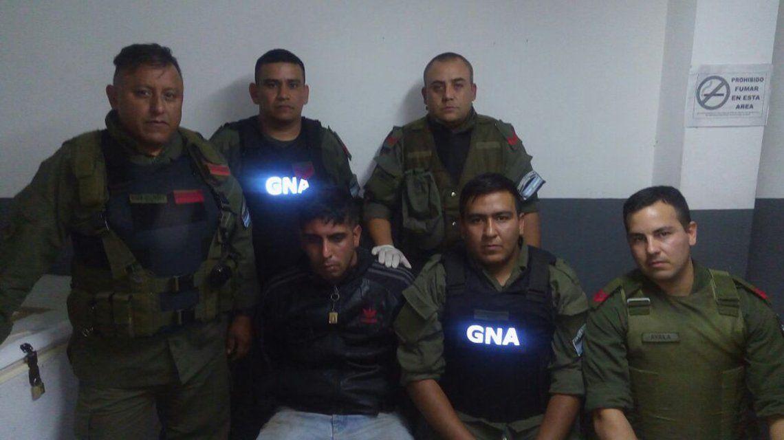Captura de Badaracco: Gendarmería dijo que ellos lo encontraron y no fue así