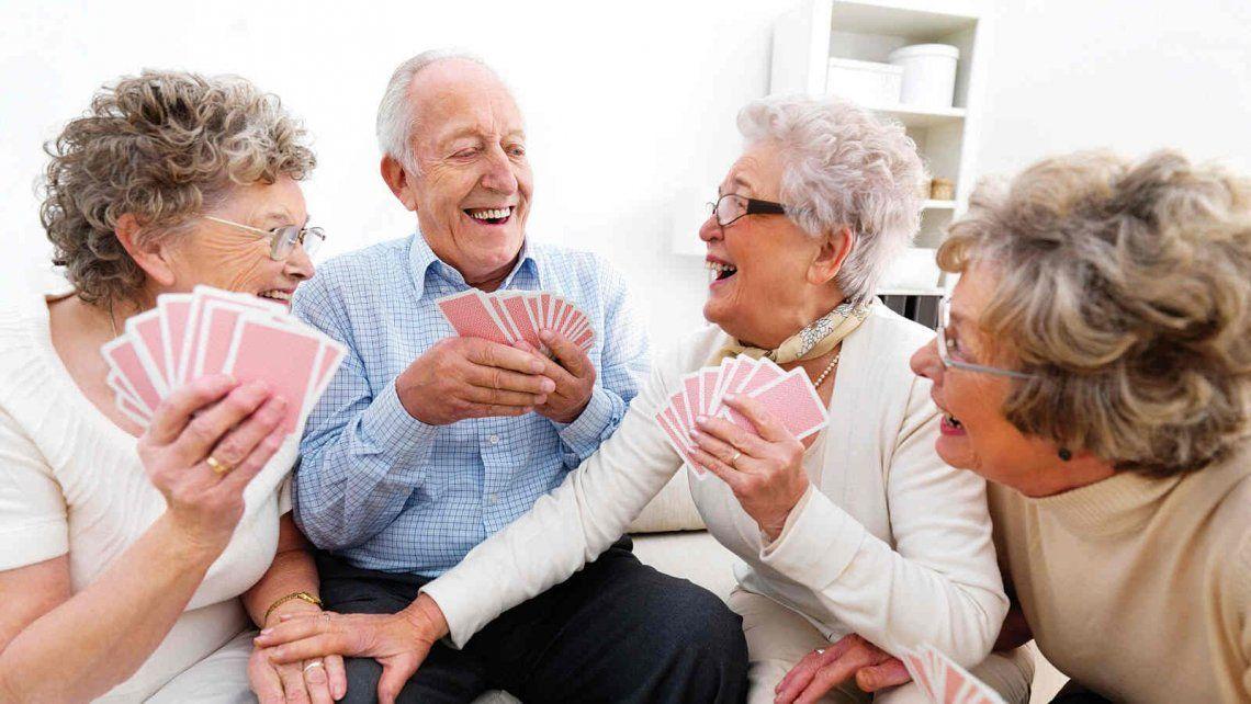 Los retos y logros del envejecimiento de la población