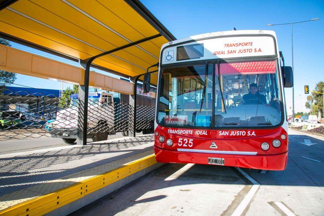 La rosca del Metrobus en La Matanza