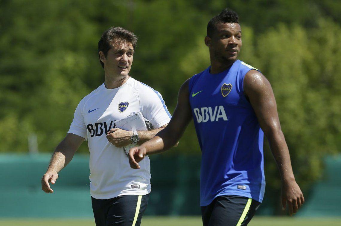 A pesar de los tocados, Boca repite equipo con Lanús