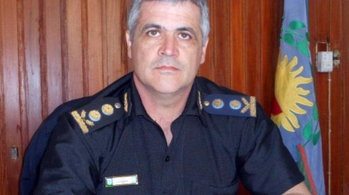 El Jefe de la policía bonaerense pidió su pase a retiro