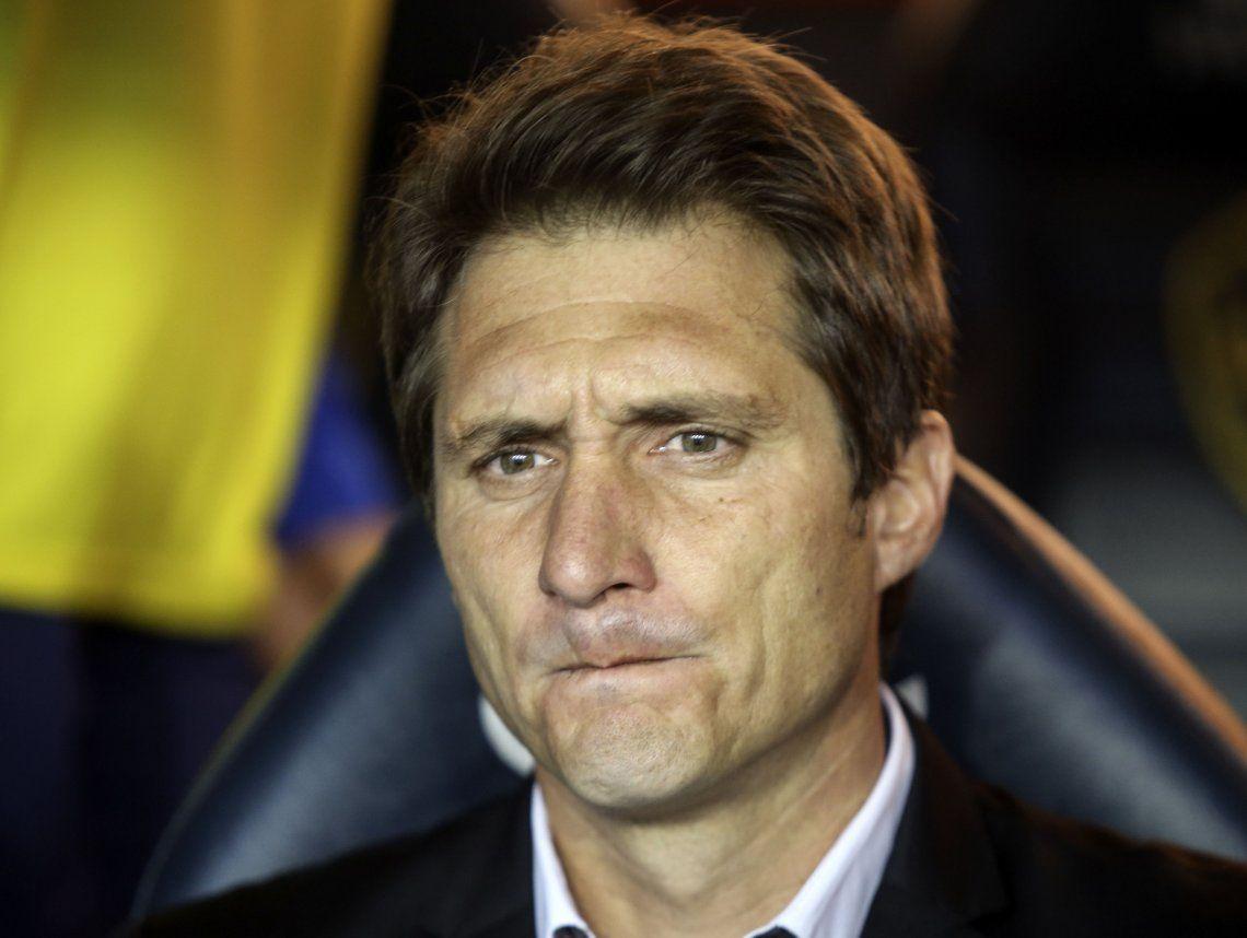 Guillermo todavía no descorcha: Hay que ganar un partido más