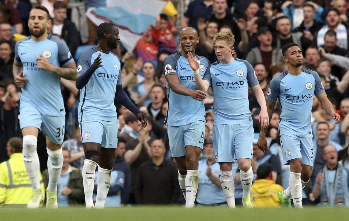 El City de Guardiola derrotó al Albion y se metió en zona de Champions
