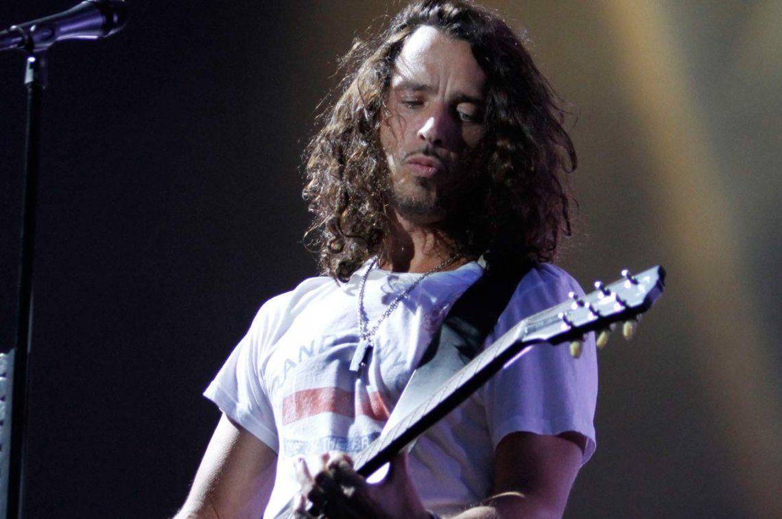 A los 52 años, murió el cantante Chris Cornell