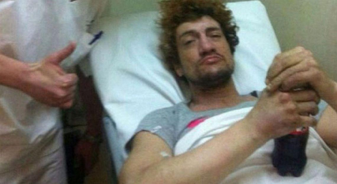 Pity Álvarez se recupera de la operación de cadera