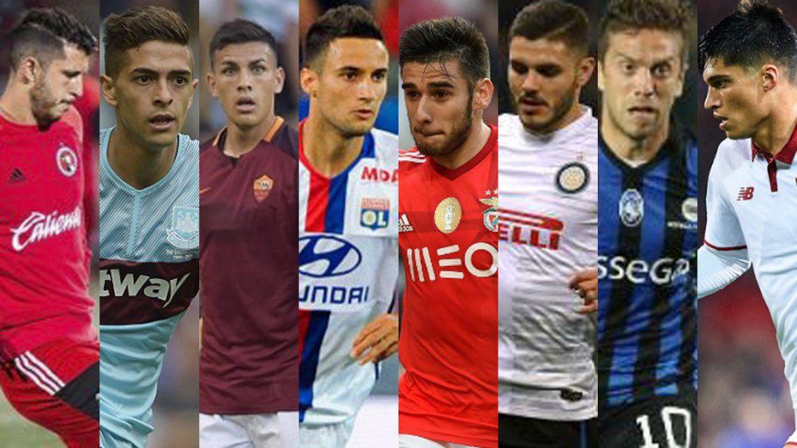 Los nombres de Sampaoli que marcan el cambio de era en la Selección