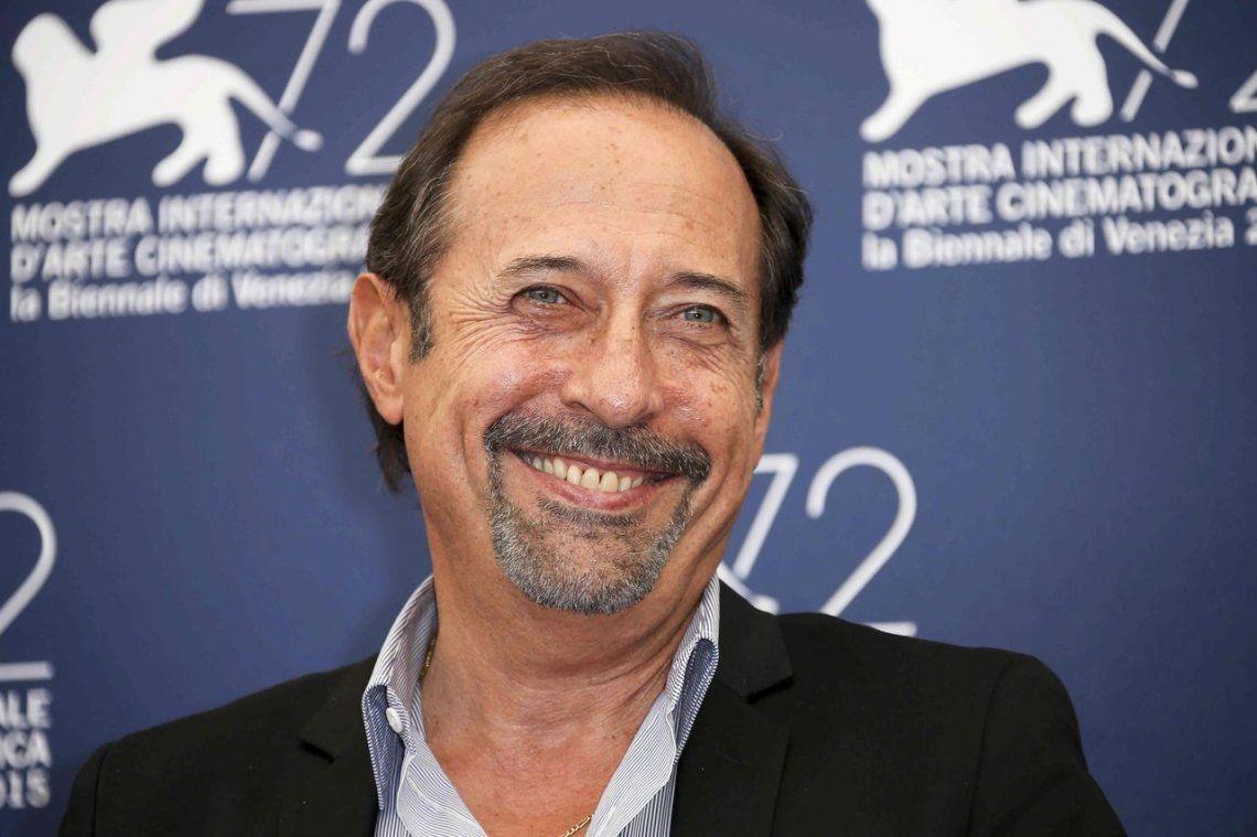 Guillermo Francella: El Estado debe ayudar a que haya más ficción