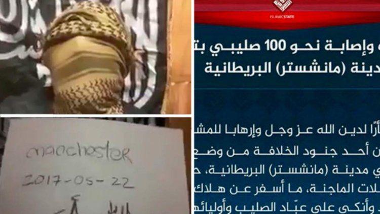 El Estado Islámico se adjudicó el atentado en Manchester