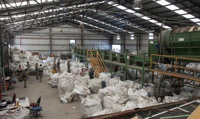 Amplían Ecopunto que recicla en Avellaneda